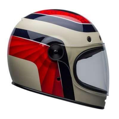 Bell Bullitt Carbon Rsd Black Green Ece In 2020 Helmet Retro Helmet Full Face Helmets