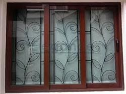 Fancy Window Grill Gate Grilles Fences Railings Tilt And Turn Windows Manufacturer In Ernakulam Kerala India Gh In 2020 Grill Design Window Grill Window Grill Design