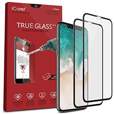 brand new 9458f 3a64c Top 20 Best iPhone X Screen Protectors in 2019 Reviews | Best iPhone ...