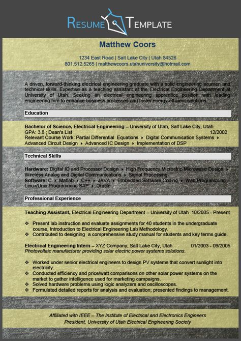 Digital Image Processing Resume Brilliant Welding Resume Johnnywalls6588 On Pinterest
