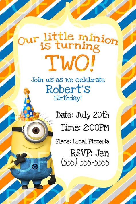 despicable me minion birthday ideas, keep this one, has good related links.