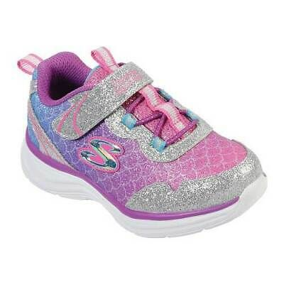 Advertisement(eBay) Skechers Infant Girls' Glimmer Kicks Sea