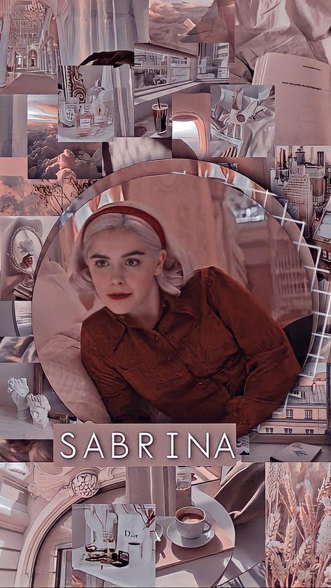 Wallpaper Lockscreen Sabrina Spellman