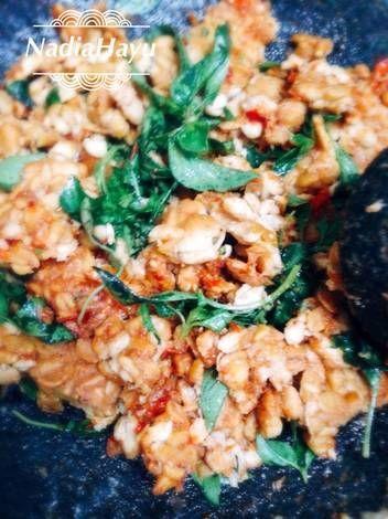 Resep Tempe Penyet Sambal Kencur Oleh Nadia Hayu Resep Resep Masakan Sehat Resep Masakan Resep Makanan Sehat
