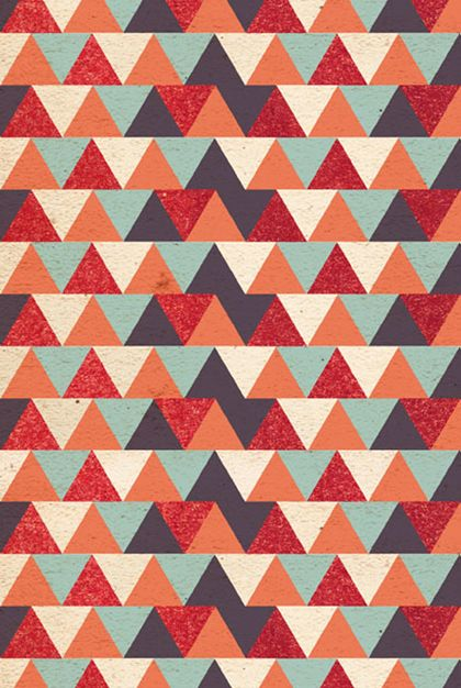 Nancy Straughan - Triangles and Chevrons series