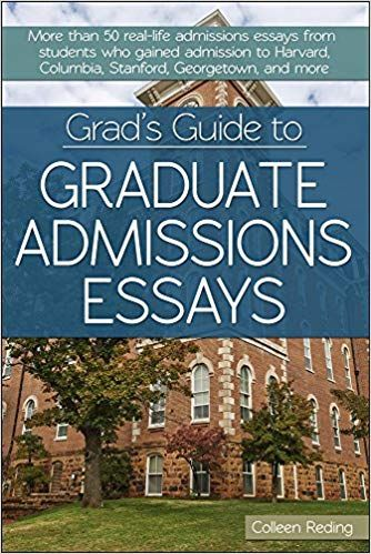 Grad S Guide To Graduate Admission Essay Example From Real Student Who Got Into Top School College Scholarship For Georgetown Application Examples