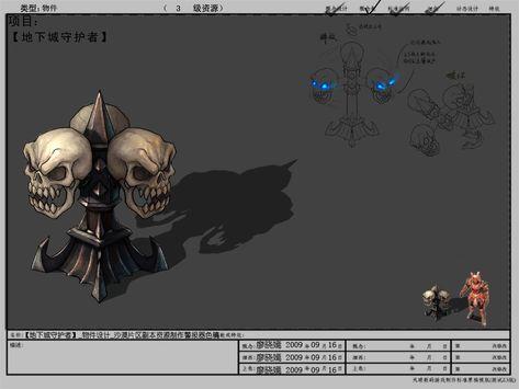 game model arena desert copies siren 01 01 brochure template