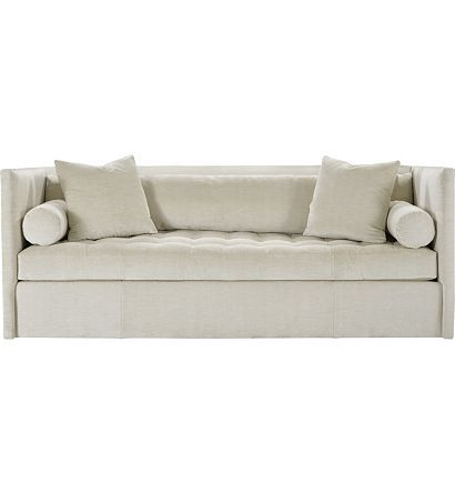 Lorraine Sofa From The Suzanne Kasler