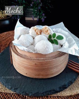 Mochi Isi Kacang Tanah Di 2020 Makanan Ringan Manis Makanan Kue Lezat
