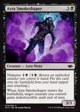 the Purger Invasion HEAVILY PLD Blue Black Red Rare MAGIC CARD ABUGames Crosis