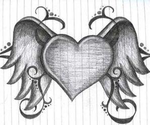 1000 Dibujos De Amor De Corazones Para Tu Novia Y Mucho Mas Dibujos De Corazones Dibujos Corazon Roto Dibujos