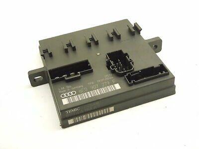 Sponsored Ebay Audi A4 B6 Power Control Convenience Module
