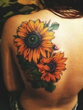 The five reasons why tourists love the Japanese sunflower tattoo ... -  The five reasons why tourists love the Japanese sunflower tattoo | japanese sunflower tattoo- # ado - #floralthightattoos #Japanese #Love #Reasons #sunflower #sunflowertattoodesign #sunflowertattoos #Tattoo #Tourists