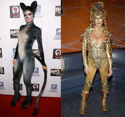 Heidi Klum halloween costumes - Google Search | My Fav Holiday ...