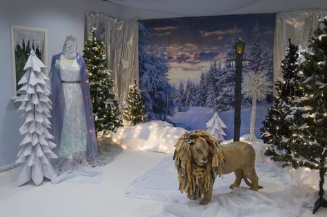 Frozen Immersive environment - Narnia Theme - great ideas and inspiration for a winter themed scene from TTS Group.