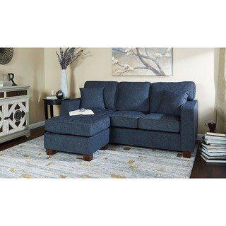Astonishing Copper Grove Cleome Reversible Chaise Sectional Sofa Home Uwap Interior Chair Design Uwaporg