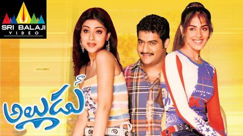 hindi dubbed movies of ntr jr. - Main Hoon Gambler poster