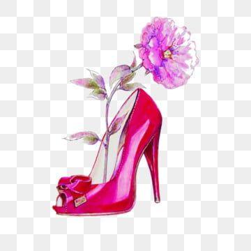 Moda Vermelho Salto Alto Sapato Peonia Flor Mao Desenhada Aquarela Png Peonia Sapatos Imagem Png E Psd Para Download Gratuito In 2021 Red High Heel Shoes Drawing High Heels Heels
