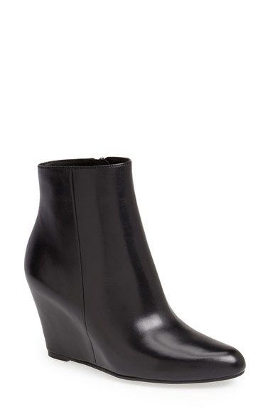 Via+Spiga+'Abri'+Wedge+Bootie+(Women)+available+at+#Nordstrom