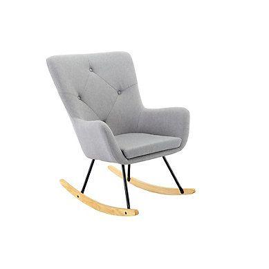 un fauteuil basculant rocky pour