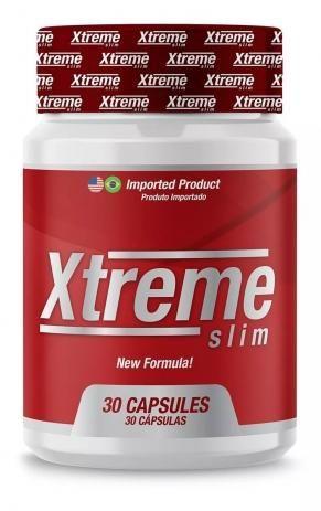 Xtreme Slim 30 Caps Magazine Raimundogarcia Suplementos