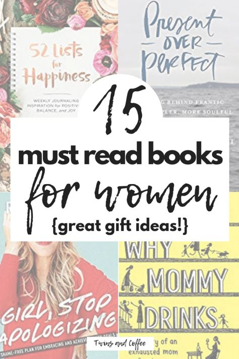 Life-Changing and Empowering Books for Women; Gift Idea for Women