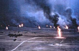 Kuwait Oil Well Fires Operation Desert Storm Storm Pictures War Photography Pictures