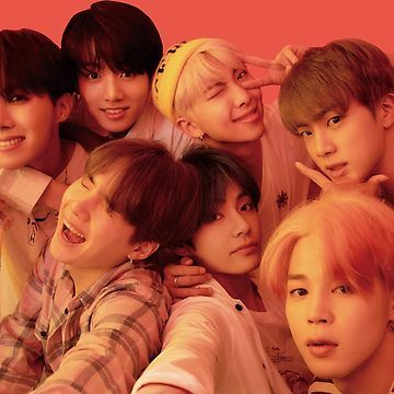 BTS MAP OF THE SOUL: PERSONA VERSION 1 // GROUP by lyshoseok