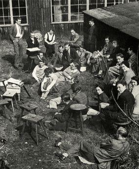 Bauhaus Pankow potsdam day berlin 1933 rise to power berlin 1933