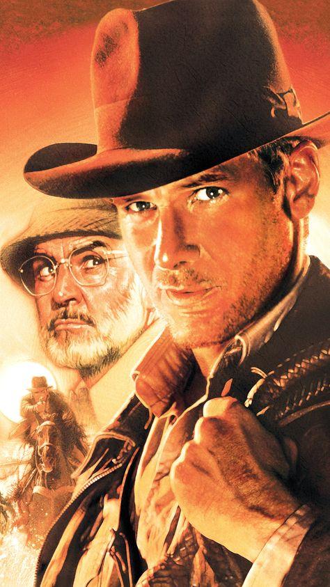 Indiana Jones and the Last Crusade (1989) Phone Wallpaper   Moviemania