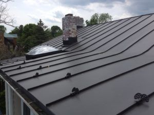 Berger Snow Guards For Standing Seam Metal Roofs Metal Roof Roofing Standing Seam