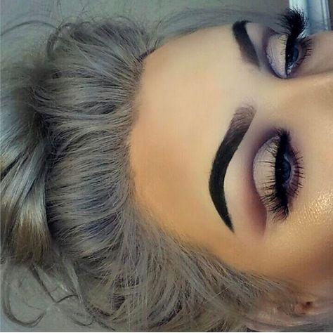 Perfect Eyebrows Made Easy With Semi Permanent Make Up Makeup Goals, Makeup Inspo, Makeup Inspiration, Makeup Tips, Makeup Ideas, Makeup Geek, Wedding Inspiration, Beauty Make-up, Beauty Hacks