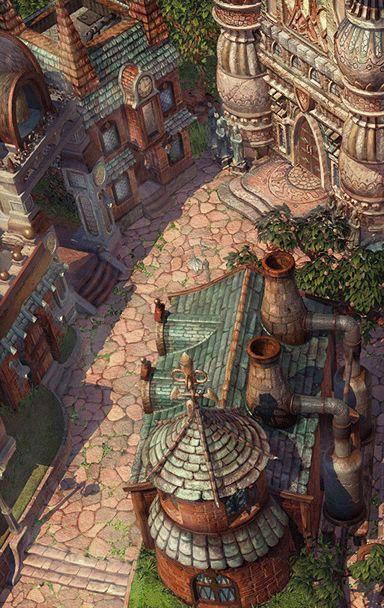 The Lost Art Of Final Fantasy Ix Mama Robotnik Research Thread Final Fantasy Art Final Fantasy Ix Final Fantasy