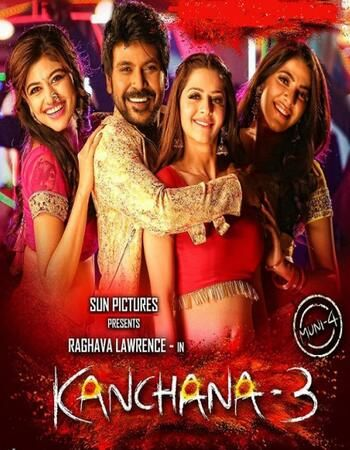 Kanchana 3 2019 Hindi Dual 480p Webrip X264 500mb Esubs In 2020