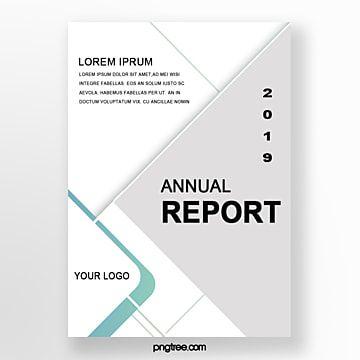 غلاف التقرير السنوي لعام 2019 Annual Report Covers Annual Report Report Cover