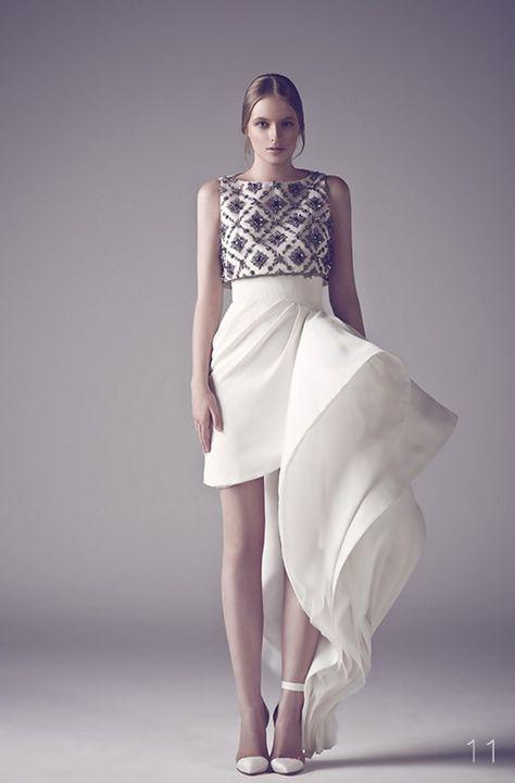 Ashi Studio Fall 2015 Couture Wedding Dresses - World of Bridal