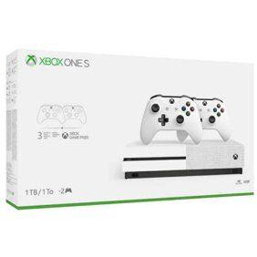 Microsoft Xbox One S 1tb Console White Walmart Com Xbox One S Xbox One S 1tb Xbox One Games