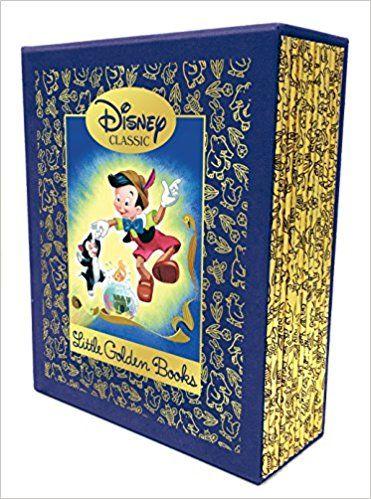 12 Beloved Disney Classic Little Golden Books Disney Classic