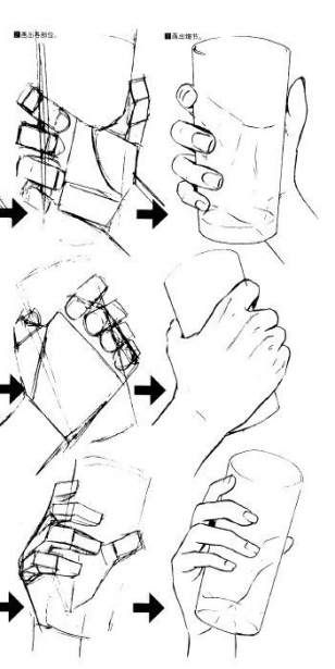 36 New Ideas Drawing Hand Anime Hand Drawing Reference Hand Reference Drawing Reference Poses
