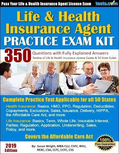 Life Health Insurance Agent Practice Exam Exam Free Life
