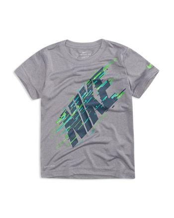 Lake Childrens Classic Basic Printed Ultra Comfortable T-Shirt,Secret Paradise
