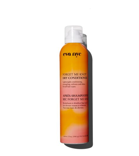 Forget Me Knot Dry Conditioner Detangle Refresh Eva Nyc Dry Conditioner Hair Care Tools Dry Shampoo