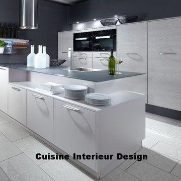 Cuisine Design Cuisiniste Specialiste Des Meubles De Cuisine Haut De Gamme Sur Mesure De Qualite Allemande Et Francaise A Toulouse Cuisine Interieur D In 2020 With Images Kuchnia