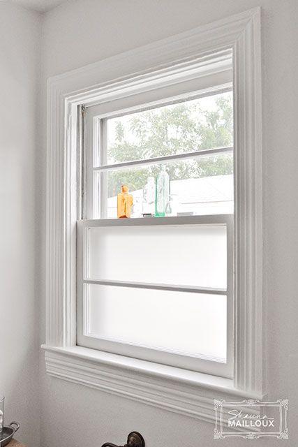 Window Bathroom Best 25 Bathroom Window Privacy Ideas On Pinterest  Window .