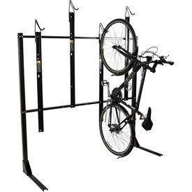 Vertical Double Decker Bike Storage Racks Bike Shop