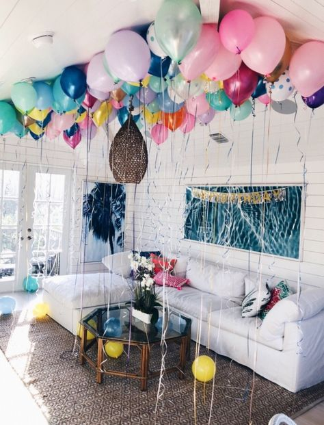 first birthday decoration ideas 17th Birthday Gifts, 18th Birthday Party, Birthday Bash, Birthday Ideas, Happy Birthday, Birthday Goals, Birthday Photos, A Little Party, Bday Girl