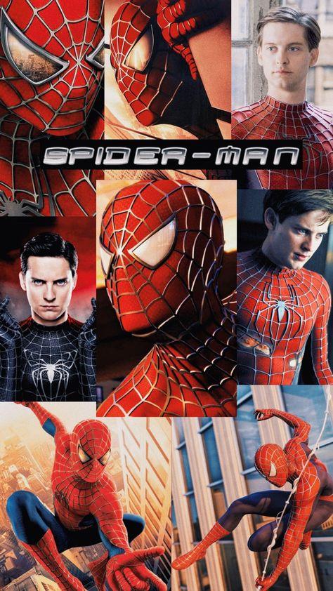Spiderman (Tobey Maguire) Wallpaper Fondo de Pantalla de Spiderman