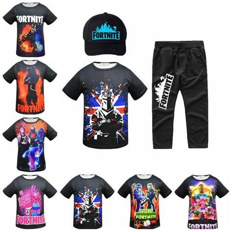 Kids Fortnite T Shirts Battle Royal Inspired Ps4 Xbox Gaming T Shirt