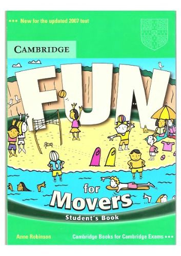 Library Genesis Anne Robinson Fun For Movers Student S Book
