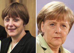 Du Wirst Nicht Glauben Wie Diese Deutschen Politiker In Den 90ern Ausgesehen Haben Politiker Angela Merkel Merkel